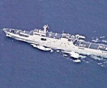 हिन्द महासागर में नज़र आये चीन के जंगी जहाज